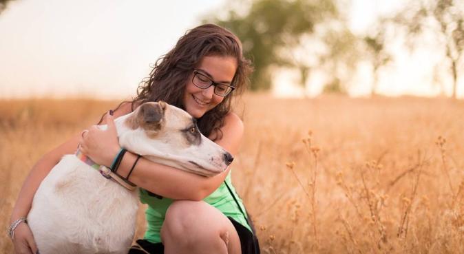 Una casa con mascotas sí se puede llamar hogar, canguro en Pinto