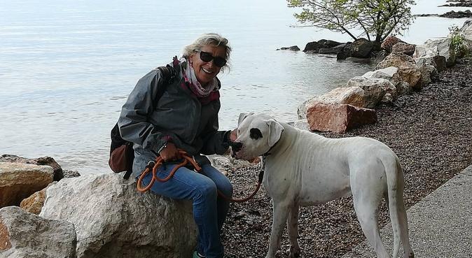Coccole e tante passeggiate con la migliore amica, dog sitter a Albignasego