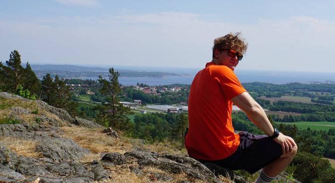 Ivrig og turglad!, hundepassere i Kristiansund, Norge
