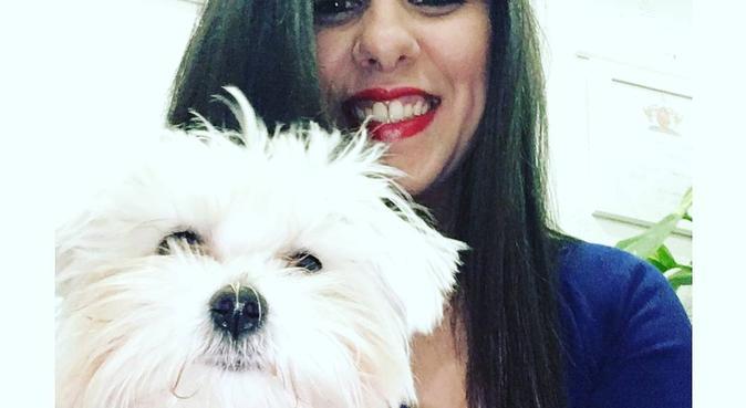 Me ofrezco para pasear perros ! LOS AMO !!, canguro en Murcia