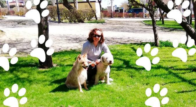 Ejercicio, disciplina y cariño, canguro en Las Rozas