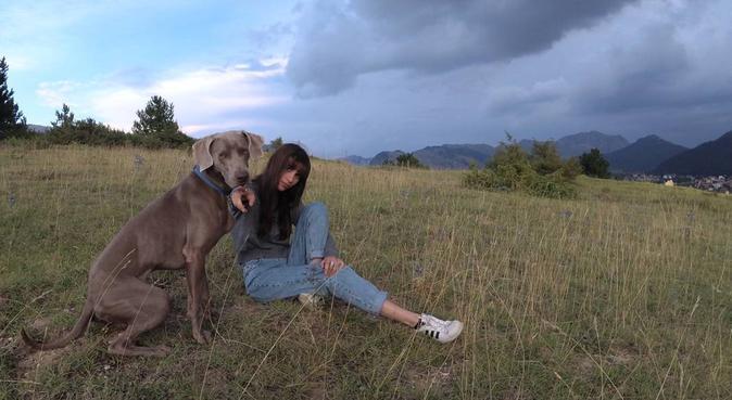 Passeggiate colme d'affetto!, dog sitter a Roma
