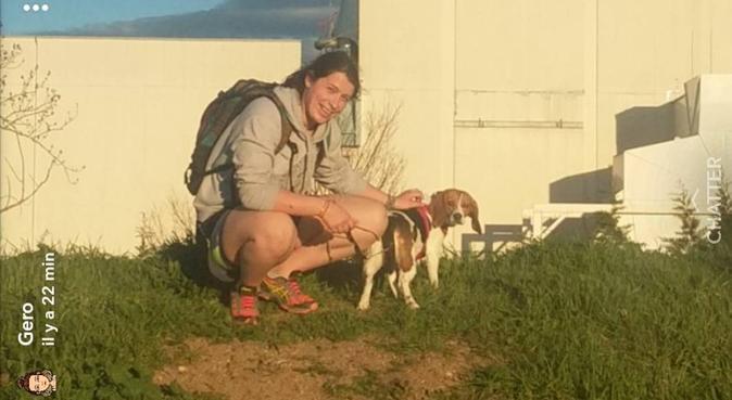 Étudiante vétérinaire sur Toulouse, dog sitter à Toulouse