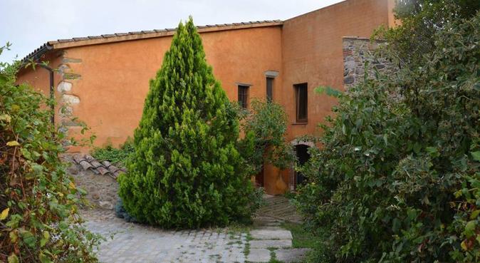 Alojamiento para perros en entorno rural, canguro en Santa Maria de Palautordera