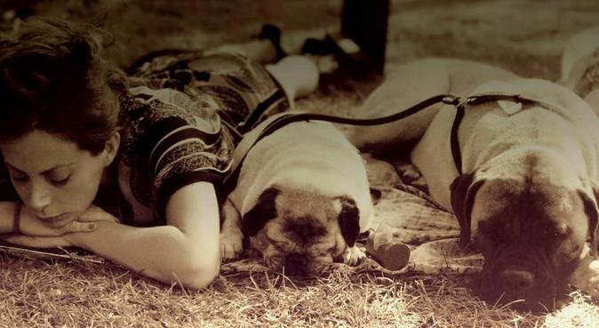 Cristina Educatrice cinofila Milano, dog sitter a Milano