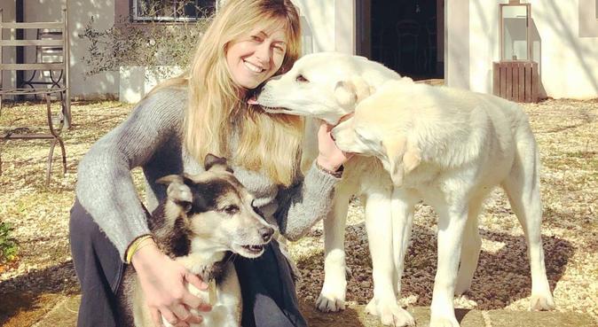 Attenzione, serietà, coccole e passeggiate, dog sitter a Roma, RM, Italia