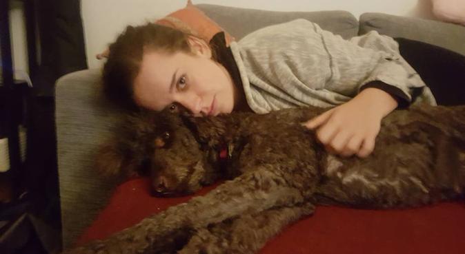 Kärleksfull hundpassning i Nyköping, hundvakt nära Nyköping