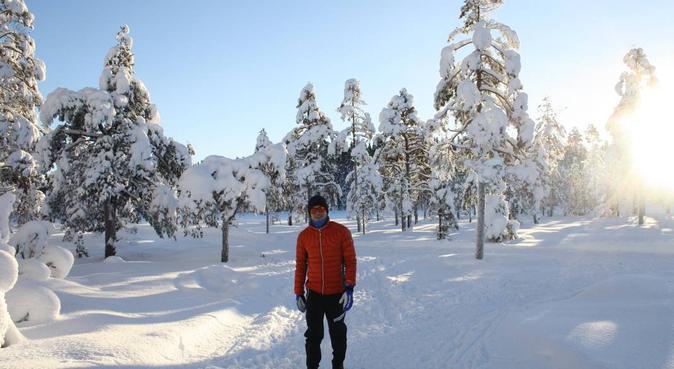 Turglad, hundepassere i Lillehammer