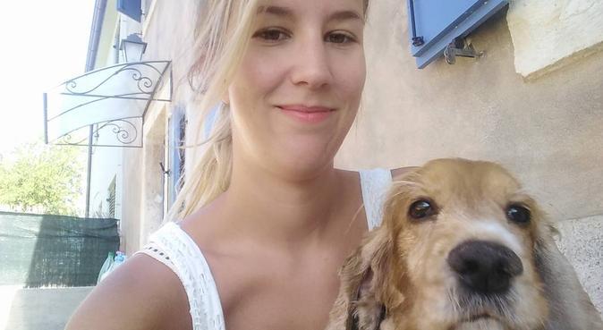 amore e passeggiate con Divna, dog sitter a Bergamo, BG, Italia
