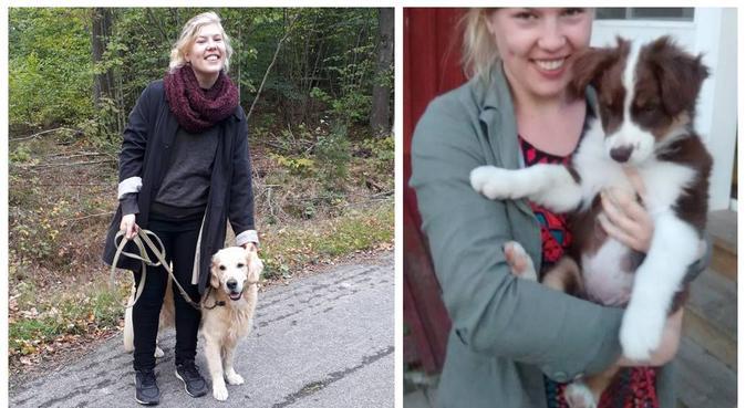 Hundvan djurvän / masterstudent, hundvakt nära Lund, Sweden