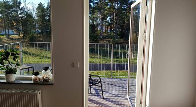 Hundälskande student, hundvakt nära Lidköping
