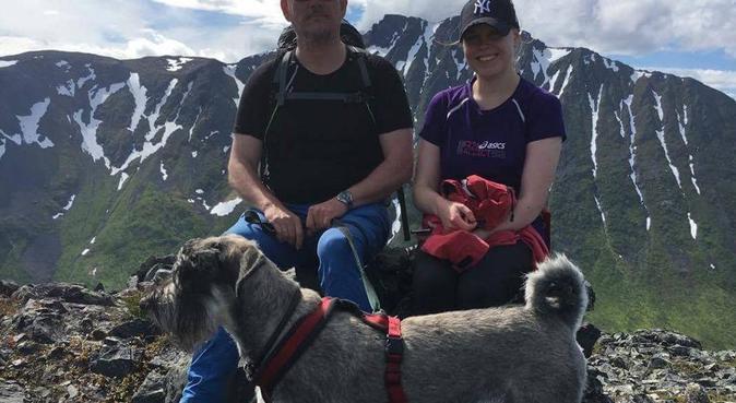 Veldig glad i gå tur, spesielt med hund!, hundepassere i Stavanger