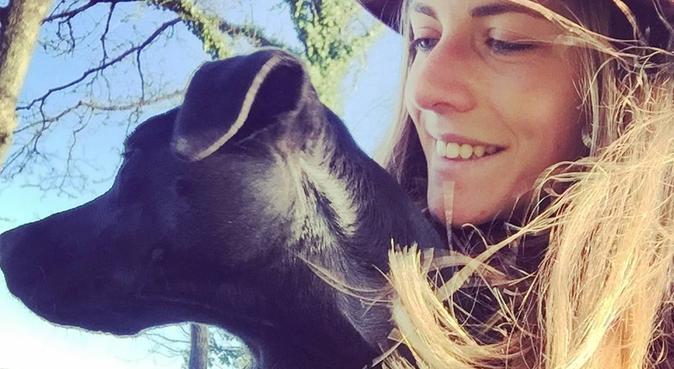 Flâner dans la jolie campagne de notre région, dog sitter à L'Isle-Adam, France