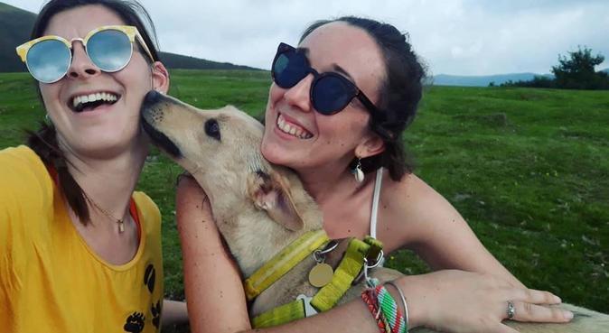 Passionnée d'animaux, dog sitter à Montpellier
