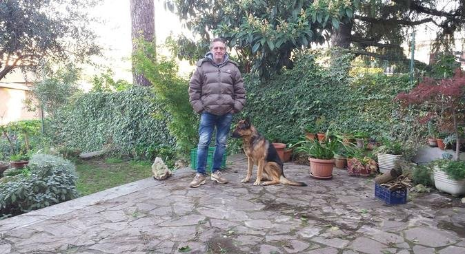 Offresi prestazioni come dog sitter. Mauro Angeli., dog sitter a Roma