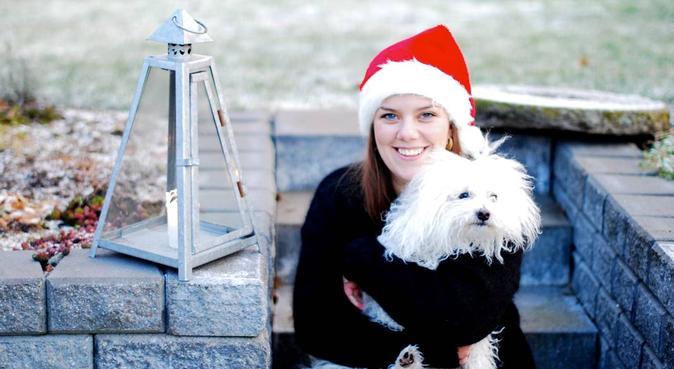 Helgvisit för din hund i Huddinge, hundvakt nära Huddinge