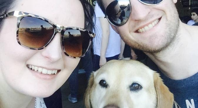 Friendly couple who love spending time with dogs, dog sitter in Leeds