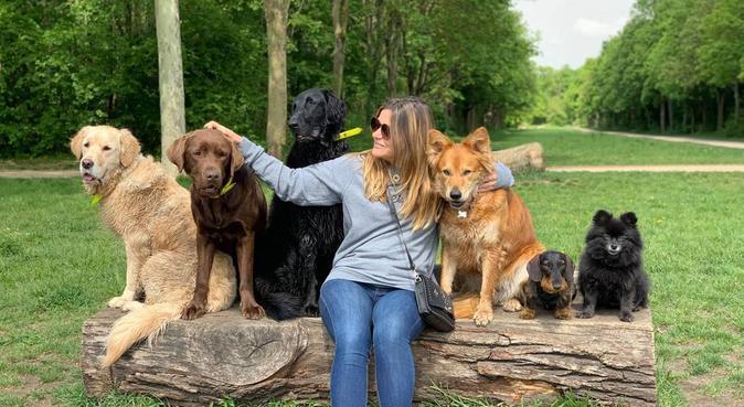 Les toutous en balade, dog sitter à Boulogne-billancourt