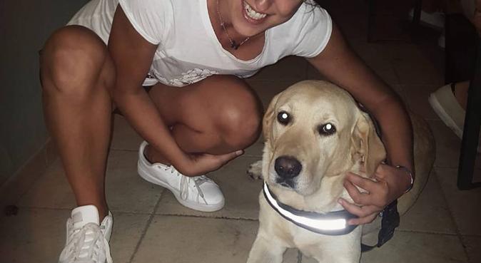 Amante degli animali, dog sitter a Cagliari