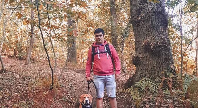 balade sur buc et ses alentours, dog sitter à Buc, France