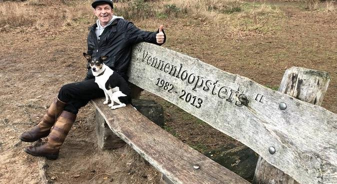 Ga graag de bossen in voor een wandeling., hondenoppas in Eindhoven, Nederland