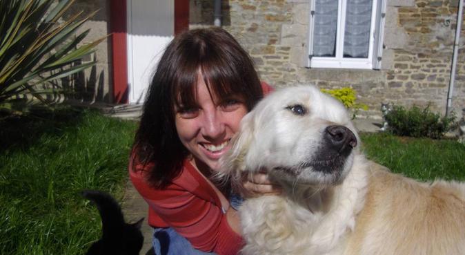Du love et du plein air pour votre chien, dog sitter à Biarritz