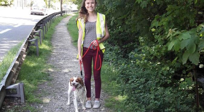 1, 2, 3, balade !, dog sitter à Grenoble