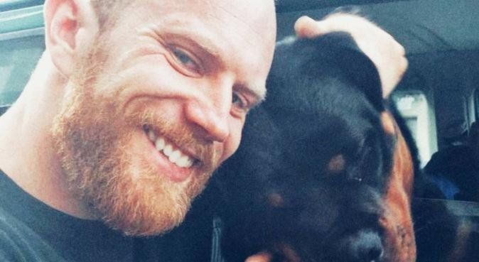 Hundeelsker uten hund, hundepassere i Gjøvik
