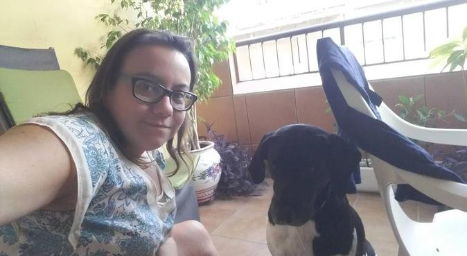 Tu perro conmigo es feliz seguro, canguro en Valladolid