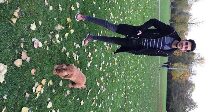 Happy Walks, hondenoppas in Amsterdam, Netherlands