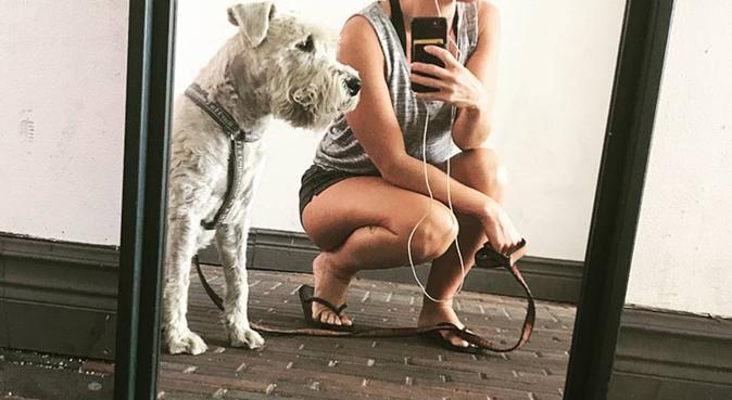 Aktiv erfaren hundägare ❤️, hundvakt nära Täby