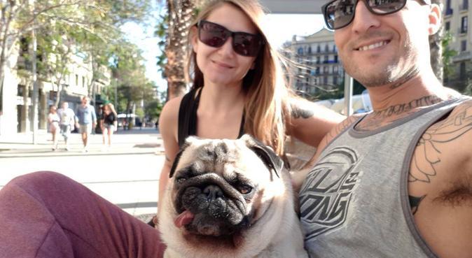Soy la DogBuddy que estas buscando !, canguro en barcelona