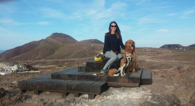 Cuidaré de tu perro/a con dedicación, canguro en Las Palmas de Gran Canaria