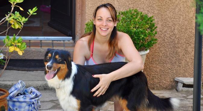 Meilleure amie des chiens!, dog sitter à Rouen
