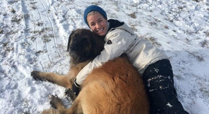 Canadian Dog Walker, dog sitter in Ifield