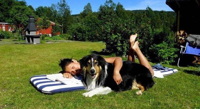 Livet er best ute! -og helst med hund 🐶, hundepassere i Trondheim, Norge