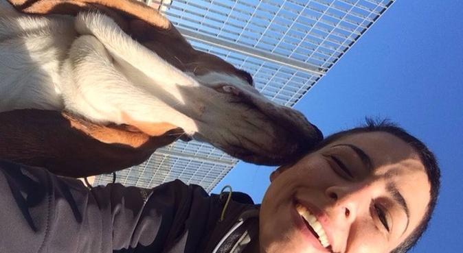 Un cane ti insegna amore incondizionato, dog sitter a Roma