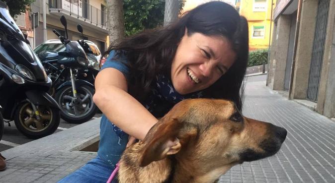 Vamos a pasear!!, canguro en Barcelona, España