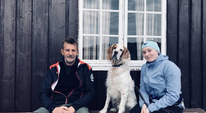 Lufter gjerne din firbente venn!, hundepassere i Stjørdal