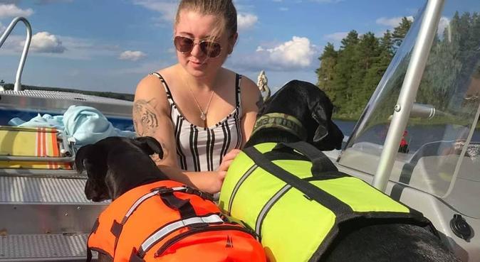 Erfaren hundpassare i Sätra, hundvakt nära Gävle