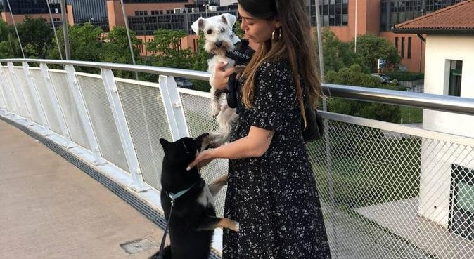 coccole e passeggiate, dog sitter a Padova