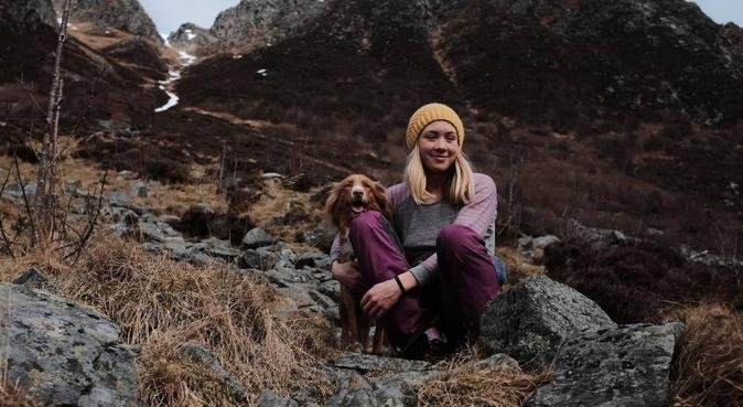 Aktivt par søker turkamrat, hundepassere i Oslo