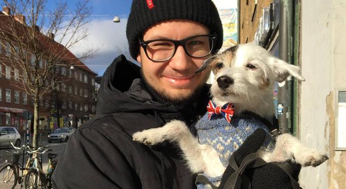 Kramig kille söker kramiga hundar i Malmö, hundvakt nära Malmö