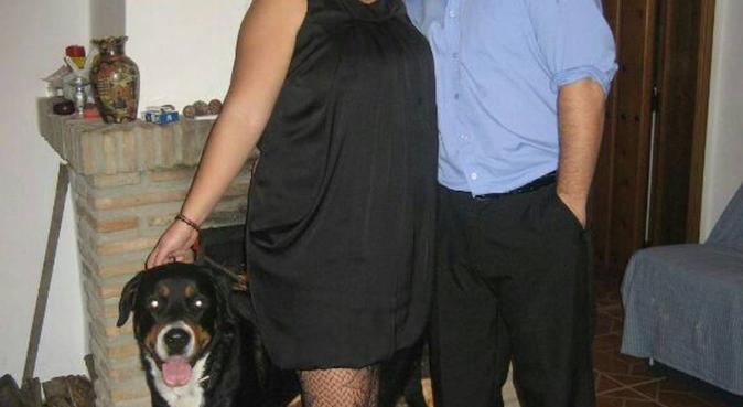 Matrimonio joven amante de los animales!, canguro en málaga