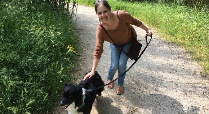 De la tendresse et des balades pour votre chien, dog sitter à Nantes