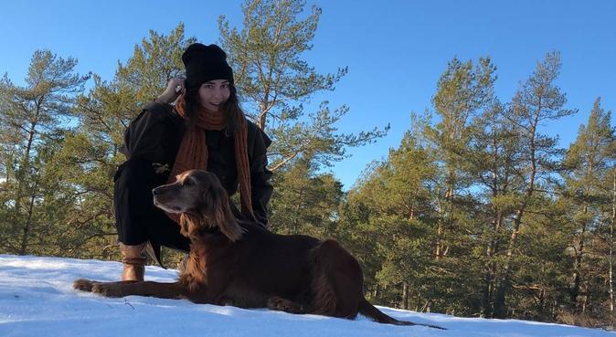 Flexibel hundälskare nära Slottsskogen, hundvakt nära Göteborg