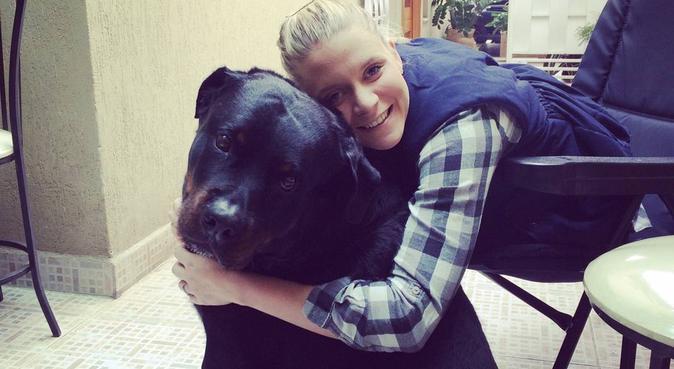 Aktiv och glad hundpassning i Sundbyberg, hundvakt nära Sundbyberg