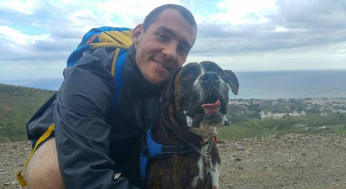 PASEADOR CANINO, CON EXPERIENCIA, BUENOS PASEOS., dog sitter in Málaga