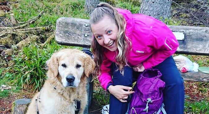 Hunden er den beste turpartner!, hundepassere i Bergen, Norge
