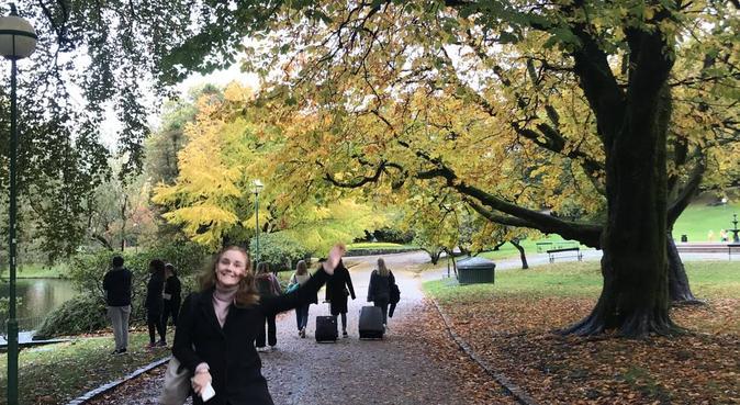 Student som savner en hund å gå tur meg😁, hundepassere i Bergen, Norge